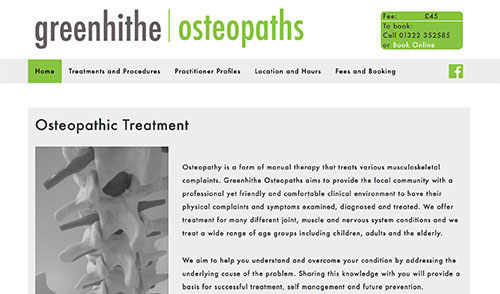greenhithe osteopaths